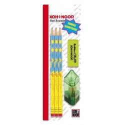SET 3 matite con formule - IMBALLO 24 pz.