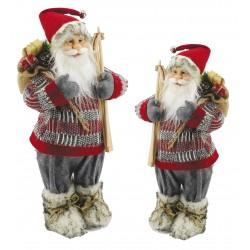 Babbo Natale Rosso/Grigio