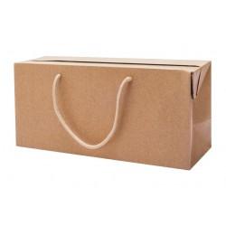 Conf. 10 WINE BOX MANICO COTONE